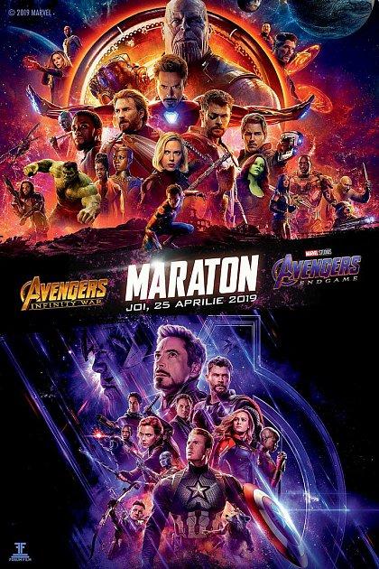 Marathon Avengers Endgame