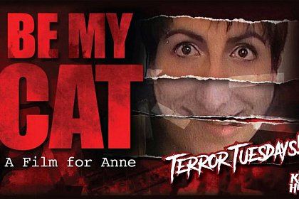"Filmul horror ""Be My Cat: A Film for Anne"" lansat de Adrian Țofei pe DVD și pe un celebru canal de Youtube"