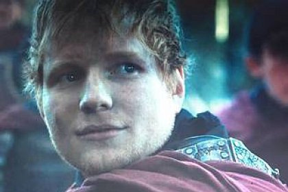 "Ed Sheeran si-a sters contul de Twitter dupa aparitia in ""Game of Thrones"" - Video"