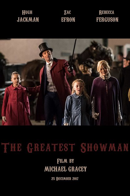 the greatest showman - photo #45